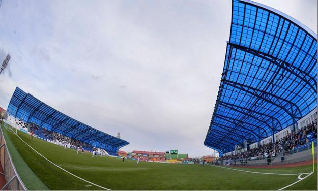 стадион газовик