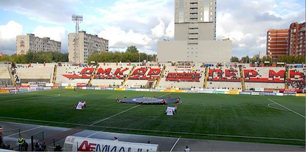 стадион амкар