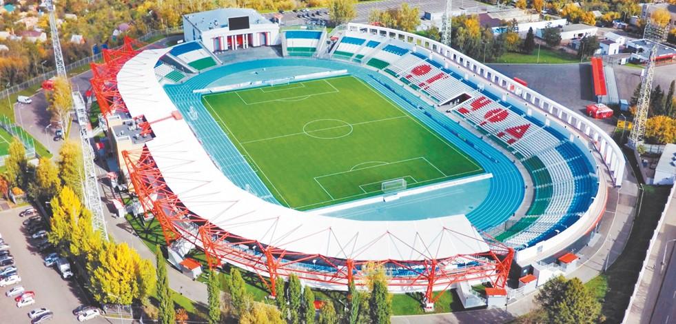 стадион нефтяник уфа