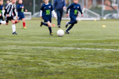 Искусственное поле для футбола