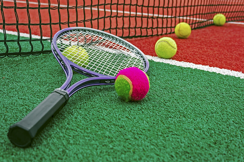 Покрытие для тенниса
